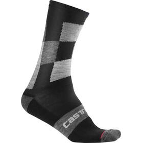 Castelli Diverso 2 18 Cycling Socks black